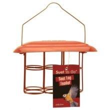 PET-137294 Suet Log Basket Feeder from UNIPET