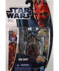 Hasbro Star Wars 2012 Clone Wars Basic Figure Cad Bane / Star Wars 2012 The Clone Wars Action Figure CW4 Cad Bane [parallel import] (japan import)