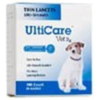 ulticare vetrx ulti-smooth lancetas, 26-gague, 100por caja