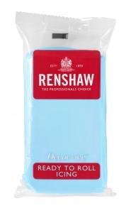 Pate a Sucre baby blue de Renshaw 250 g