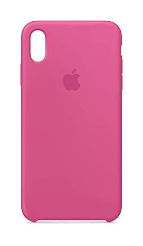 Apple Silikon Case (iPhone XS Max) - Drachenfrucht Silikon Apple