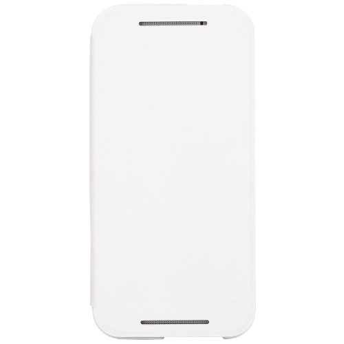 Rock EXCEL SERIES Flip Case for HTC ONE M8 White