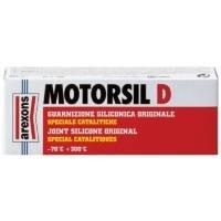 MOTORSIL D Joint en silicone - Rouge