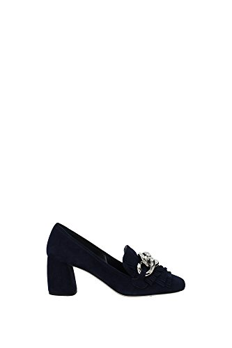 5I570ABLEU-Miu-Miu-Pumps-Women-Suede-Blue
