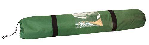 Schreuders Sport Unisexe 21 GA Sac de Transport pour Le Camping Lit, Vert, Taille Unique