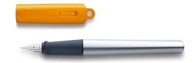 Lamy 1226074 Füllfederhalter A Modell nexx 062, neonorange/orange
