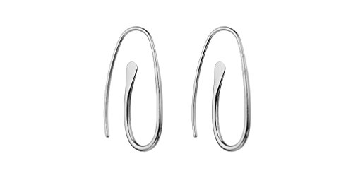 Handmade 925 Silver Clip Tiny Hoop Earrings with Free Gift Packaging by Otis Jaxon wIX6wI8c3