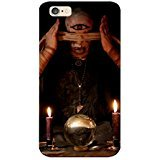 Inthebeauty Durable Defender Case For Iphone 6 Tpu Cover(behexen Black Metal Heavy Dark Occult Satanic Satan ) Best Gift Choice