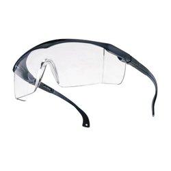 Gafas protección subidas Basic transparente clásica-Gafas