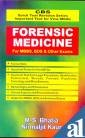 CBS Quick Text Revision Series Important Text for Viva/MCQs: Forensic Medicine for MBBS, BDS and Other Exams
