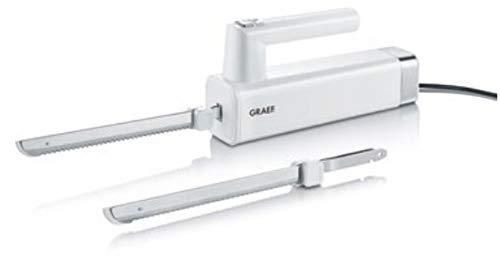 Graef EK501EU Couteau électrique Blanc