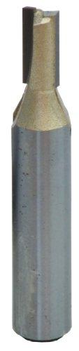 Connex Nutfräser HSS mit Hartmetallschneiden, Durchmesser 4 mm, Schaft 8 mm, COM610804