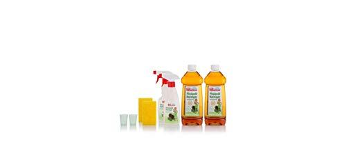 Pinienölreiniger, 2x 1000 ml mit Zubehör (Sonderedition)