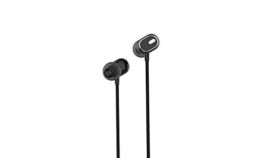Nwark/Joie® USB Type C Earphones [Upgraded Version] Wired in-Ear Earbuds w/Mic, Noise Cancelling Sports Earphones Compatible with One Plus 7pro/7/6T (Black) Image 6