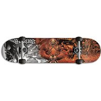 Darkstar Komplett Skateboard FP Battle, multi color, 11314071