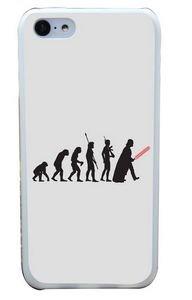 Coque Iphone 5C Théorie de L'évolution