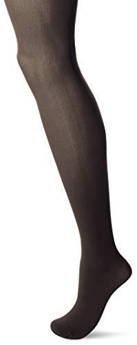 Wolford Velvet De Luxe 50 Strumpfhose Grau (Anthracite 7221), X-Large