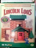 lincoln-logs-green-valley-lookout-88-pieces-by-lincoln-logs