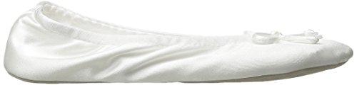 Isotoner  ISOTONER 9877H, Chaussures de danse pour homme One size Blanc