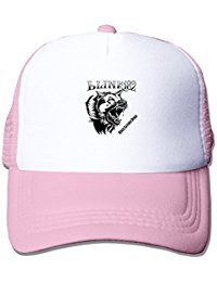 MINUCM American Rock Band Lion Symbol Travis Barker Trucker Hats