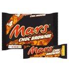 Mars Choc Brownie Chocolate Bar 4x40g