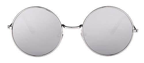 WSKPE Sonnenbrille Frauen Bunte Runde Sonnenbrille Kreis Rosa Linse Klein Sonnenbrille Tönung Schattierungen (Lens)