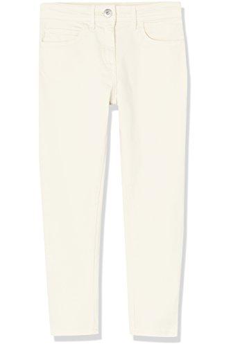 RED WAGON Skinny Jeans Mädchen, Weiß (White Cloud Dancer), 140 (Herstellergröße: 10 Jahre) (Weiße Jeans Mädchen)