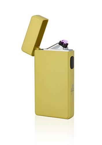 TESLA Lighter T13 Double-Arc Matt-Gold