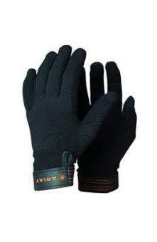 ARIAT TEK Grip REIT Handschuhe, Navy, 8