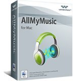 AllMy Music MAC Vollversion (Product Keycard ohne Datenträger)