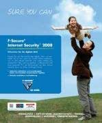 F-Secure Internet Security 2008 Upgrade