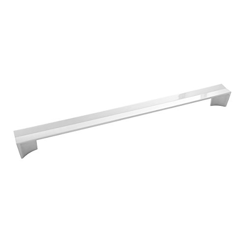 belwith-keeler b076094-14 Avenue Pull 12 Zoll Center, Nickel poliert -