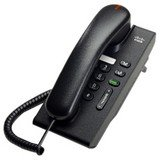 Cisco 6901 Slimline  Unified IP/ VoIP-Telefon anthrazit