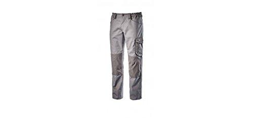 Pantaloni diadora 'rock winter' colore grigio acciaio (M IT UOMO 48)