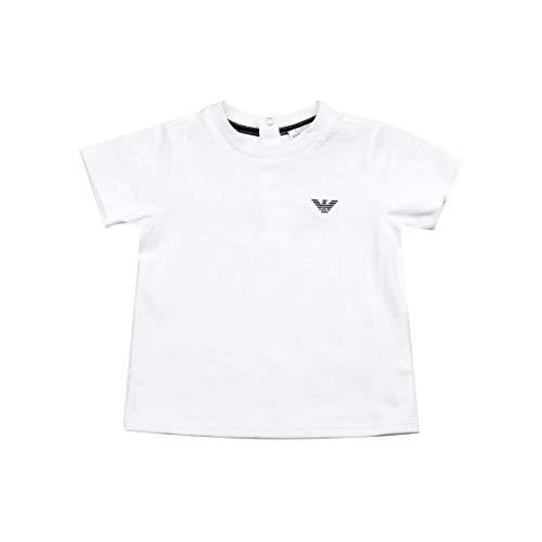 Emporio Armani Junior T-Shirt Bambino Baby Boy Mod. 8NHT05 24M - Armani Junior