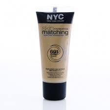 NYC Skin Matching Fond de teint S'adapte au teint