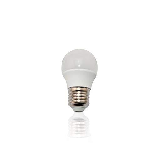 LED Lampe Tropfen E27 3,5W matt 2900K -