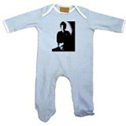 Bob Dylan 1965Body bébé bleu