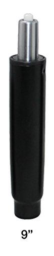 Foto de Muelle de gas para silla de oficina, 23 cm, color negro