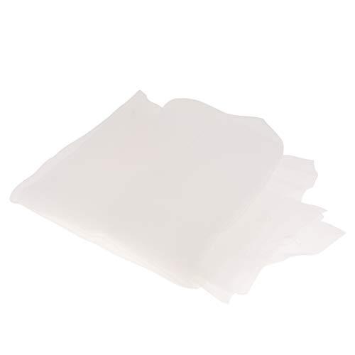 Perfk Malla Tela Impresión Pantalla Serigrafía Blanco