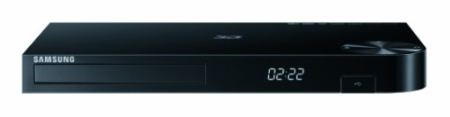 Samsung BD-H5900 3D Blu-ray-Player (1080p Upscaling, WLAN, Smart TV) schwarz
