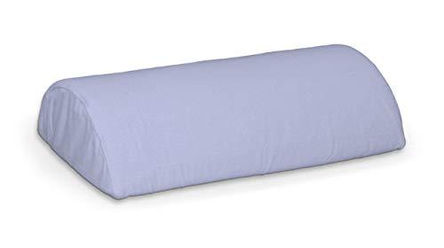 Dekoria Beddinge Bezug für die halbe Nackenrolle Sofahusse passend für IKEA Modell Beddinge violett