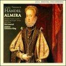 Handel - Almira / Monoyios, Rozario, Gerrard, Fiori musicali, Lawrence-King (1996-09-03)