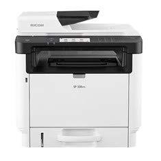 Ricoh SP330SFN 4IN1 Impresora Laser 939380 A4/WLAN/Mono