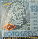 from Rotosound Rotosound Electric Grey 5 SETS