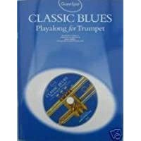 Clásico blues. para tocar a la vez para trumpet. Guest Foco Serie