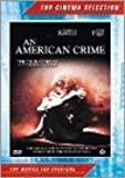 An American Crime (Ellen Page) PAL region 2 import DVD