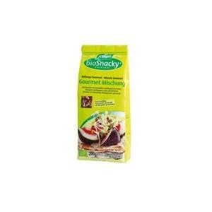 bioSnacky Gourmet-Mischung (200 g)