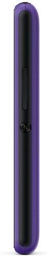 Sony Xperia E1 - Smartphone libre Android  Pantalla 4   c  mara 3 Mp  4 GB  Dual-Core 1 2 GHz  512 MB RAM   p  rpura