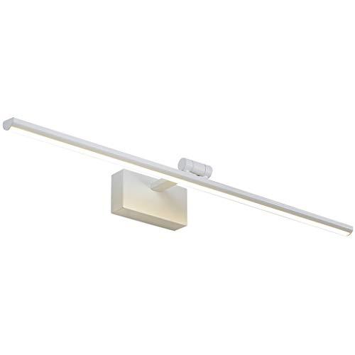 William 337 Modernes, Minimalistisches Badezimmer-Design. Drehbarer Lampenkopf, Wasserdicht Und Beschlagfrei In Vier Größen [Energieklasse A +] (Farbe : A-100cm)